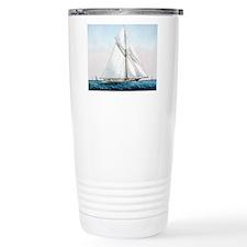 Cutter Yacht Thistle Travel Mug