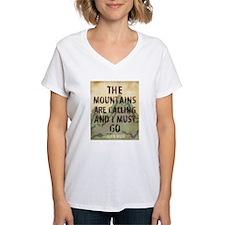 John Muir Mountains T-Shirt