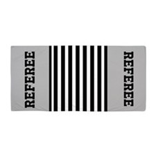 Referee Personalizable Beach Towel