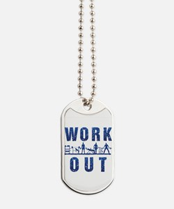 Work out Dog Tags