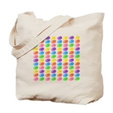 jelly_bean_block.png Tote Bag
