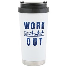 Work out Travel Mug