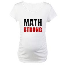 Math Strong Shirt