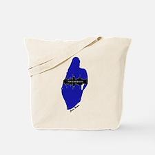 Cute Full figured Tote Bag