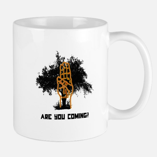 Hunger Games - Are You Coming? Mugs