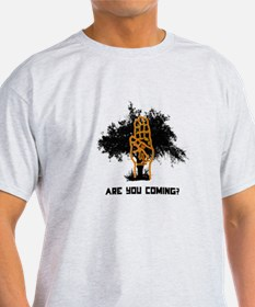 Hunger Games - Are You Coming? T-Shirt