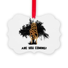 Are You Coming (Noose) Ornament