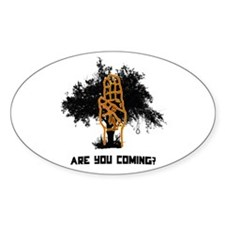 Are You Coming (Noose) Decal