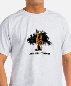 Are You Coming (Noose) T-Shirt