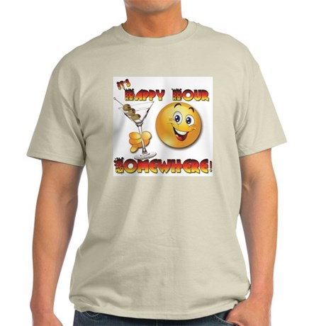 Happy hour design 1b t shirt by taylormadedesigns for One hour t shirts