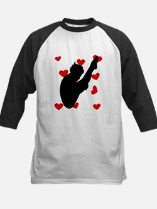 Diver Hearts Baseball Jersey