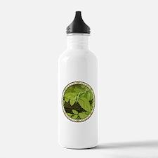 River Birch Leaf Drago Sports Water Bottle