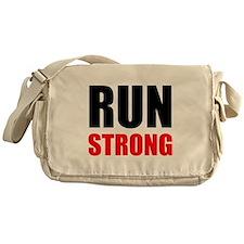 Run Strong Messenger Bag