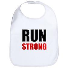 Run Strong Bib
