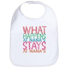 What Happens at Nana's Bib