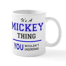 Funny Mickey Mug