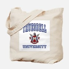 TRUESDELL University Tote Bag