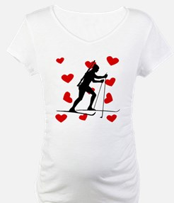 Biathlete Hearts Shirt