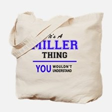 Funny Miller Tote Bag