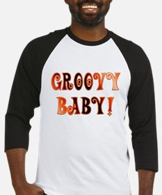 The Groovy Baby Baseball Jersey