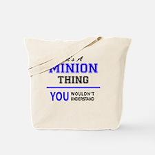 Cute Minion Tote Bag