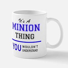 Funny Minions Mug