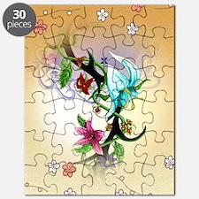 Tribal Garden Puzzle