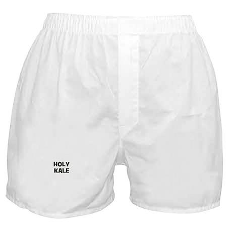 holy kale Boxer Shorts