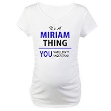 Unique Miriam Shirt