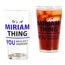Unique Miriam Drinking Glass