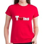 The Twins Women's Dark T-Shirt