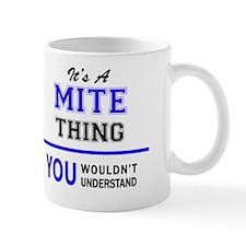 Funny Mite Mug