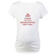 Keep calm you live in Bridgehamp Shirt