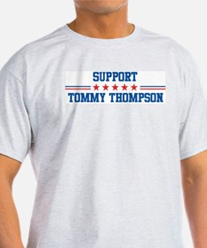 Support TOMMY THOMPSON T-Shirt