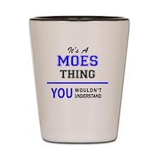 Cool Moe Shot Glass
