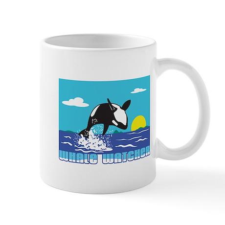 Whale Watcher Mug