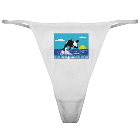 Whale Watcher Classic Thong