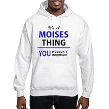 Unique Moises Hoodie
