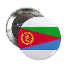 Eritrea Flag Button