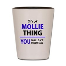 Cute Mollie Shot Glass