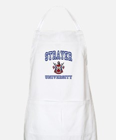 STRAYER University BBQ Apron
