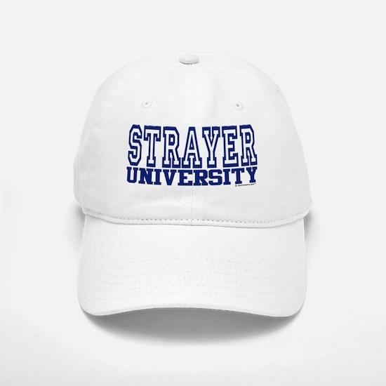 STRAYER University Baseball Baseball Cap
