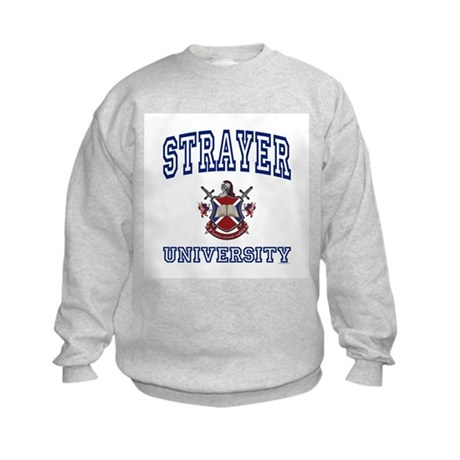 STRAYER University Kids Sweatshirt