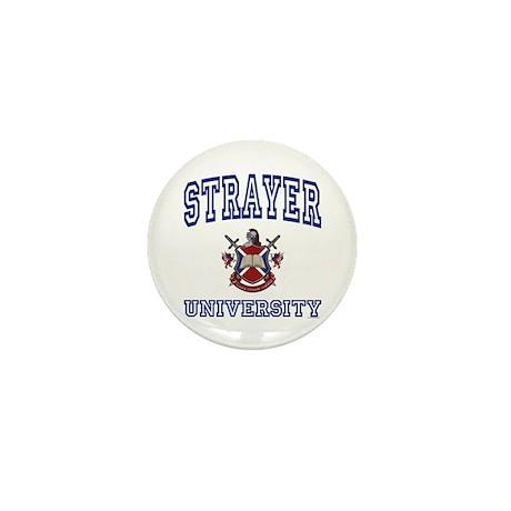 STRAYER University Mini Button (100 pack)