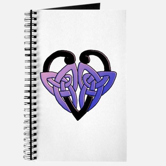 celtic heart 10 Journal