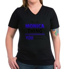 Cute Monica Shirt