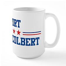 Support STEPHEN COLBERT Mug