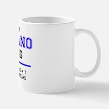 Unique Morano Mug