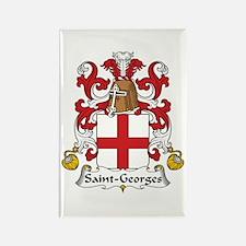 Saint-Georges Rectangle Magnet