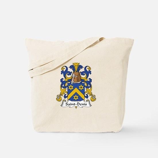 Saint-Denis Tote Bag